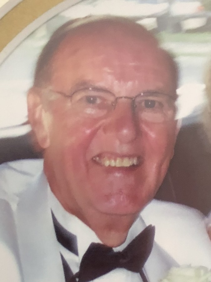 Obituary For Thomas F Lott Logan Funeral Home