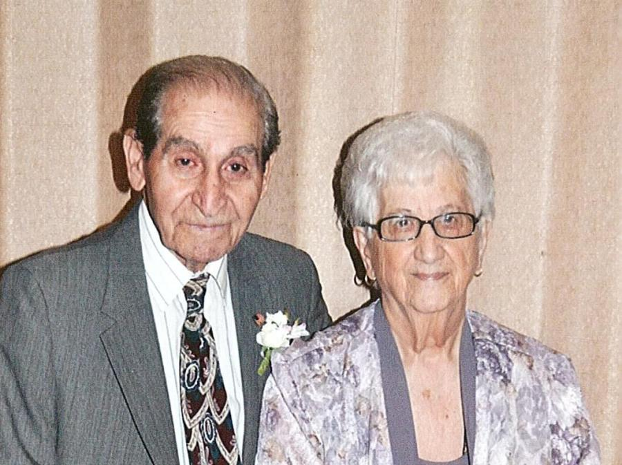 Obituary for Samuel and Lucille Ragozine Ljubicich