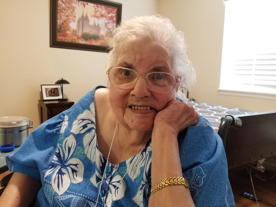Obituary for Elizabeth Jane (Tueller) Olsen   Russon