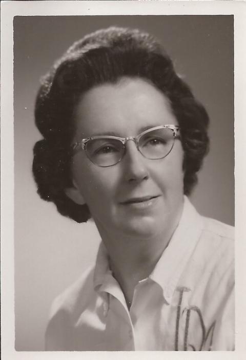 Obituary for Vivian A. Carroll Donald L. Barber Funeral Home