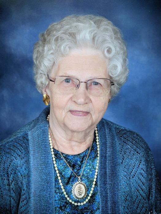 Mary Blatz