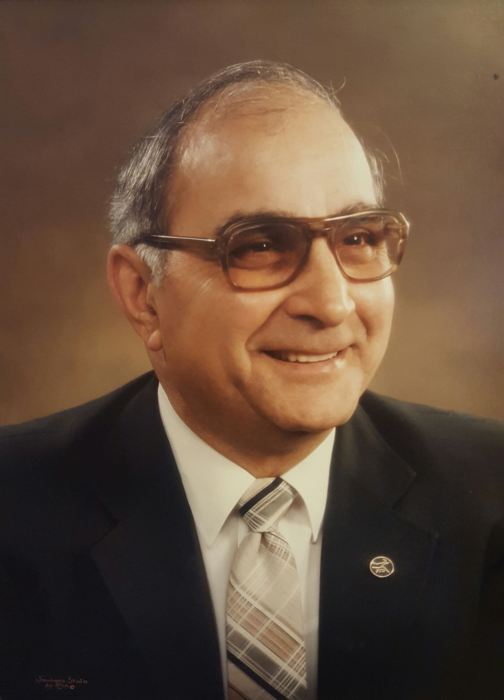 Ben R By Darren Black: Obituary For Bernard R. 'Ben' Rozzi