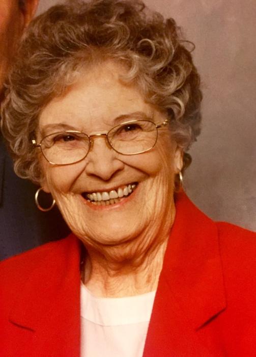 Obituary for Lois Allene Burton
