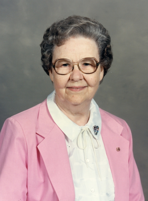 Obituary For Pansy Maddox