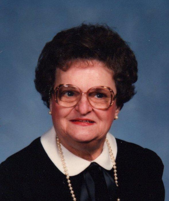 Obituary For Gertrude F Becker Kessler Funeral Home