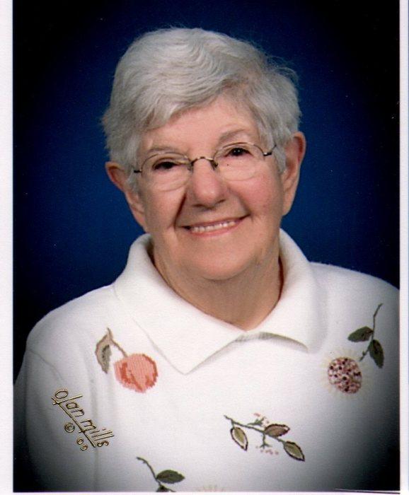 Obituary For Jean G Hills Kessler Funeral Home
