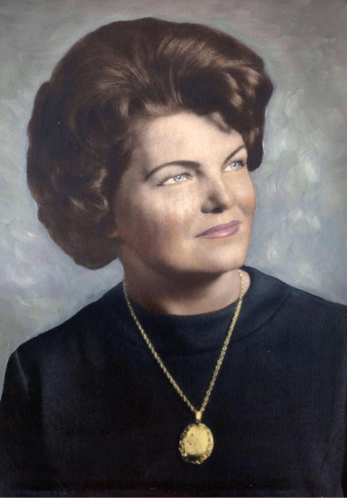 Obituary For Eva Elaine Nash
