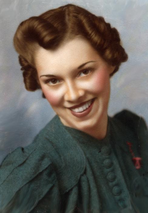 Obituary For Maxine Irene Alexander