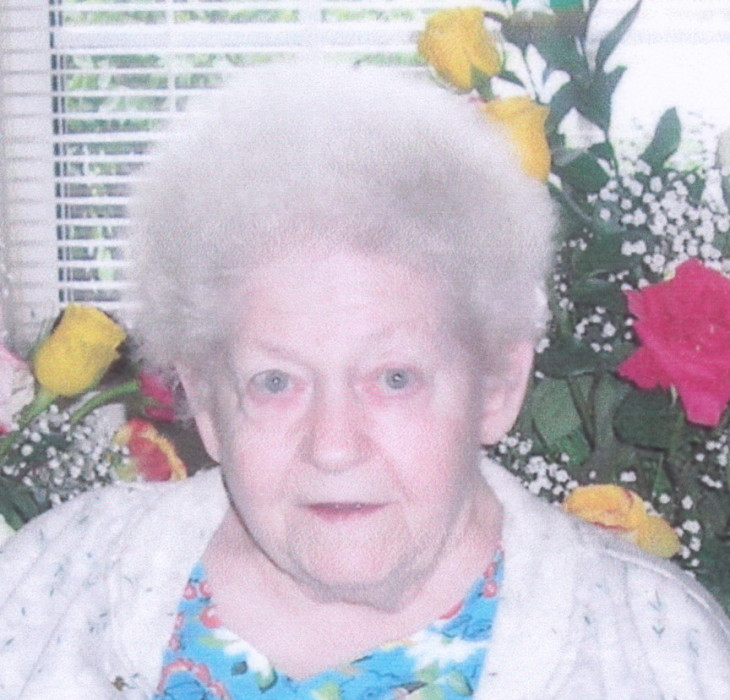 Obituary For Helen J Barrett Bentley
