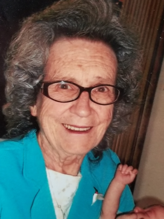 Obituary For Elaine Williams Keister Durst Funeral Home