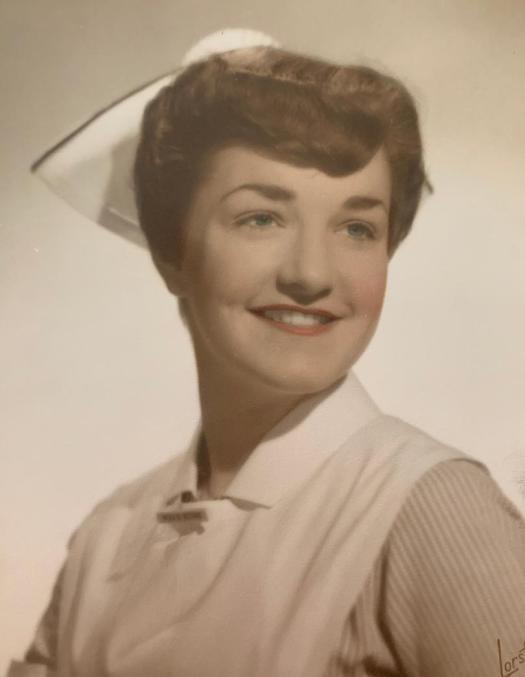 Obituary for Barbara Pruschki | Millspaugh Funeral Directors