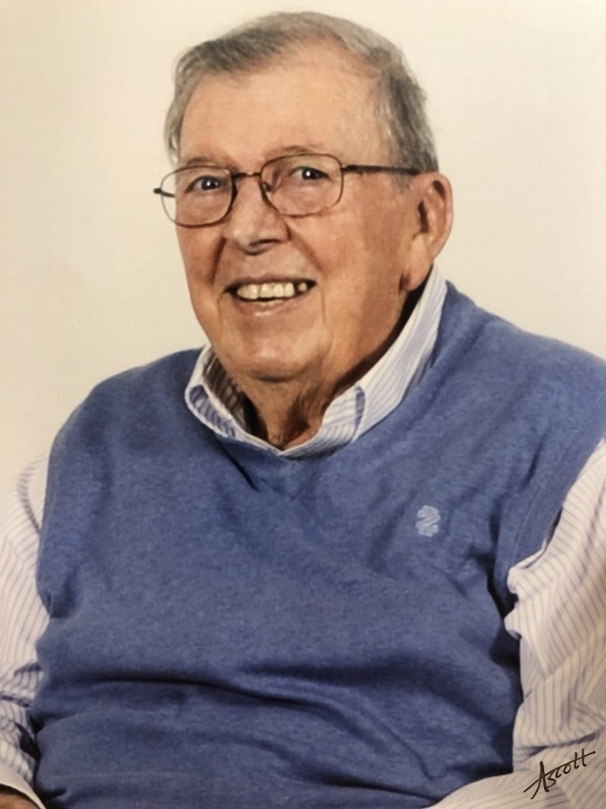 Obituary For Jack F Lohenitz Spry Funeral Home Crematory