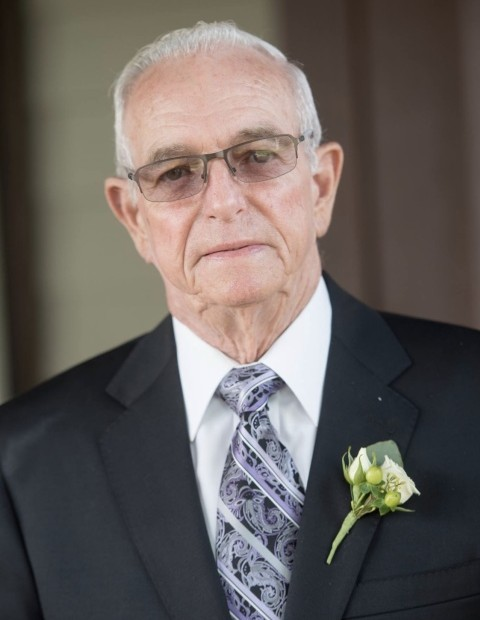 Obituary For Jack V Parker Spry Funeral Home Crematory