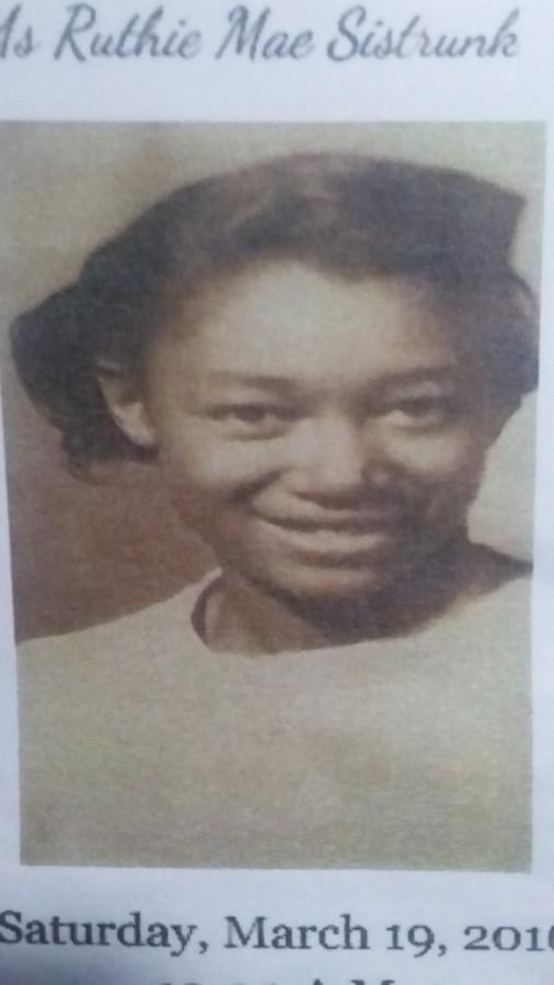 Obituary For Ruthie Mae Sistrunk