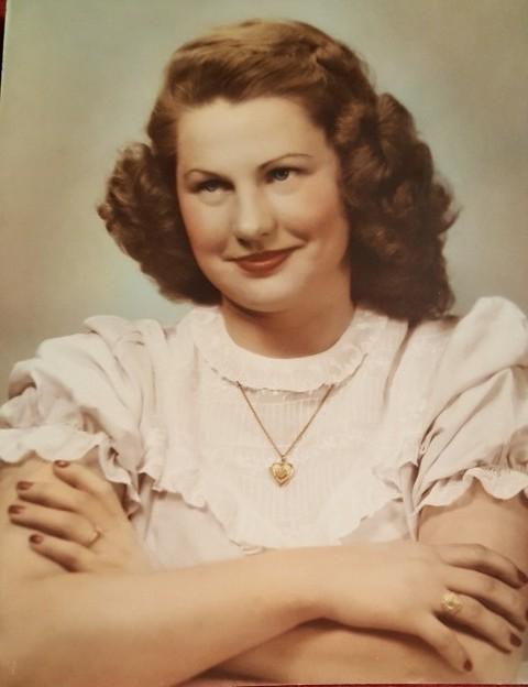 Obituary for Joyce Helen (Johnson) Moore (Photo album)