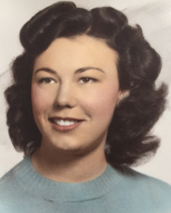Obituary for Martha Jewell (Parker) Smyth | McClellan-Gariepy