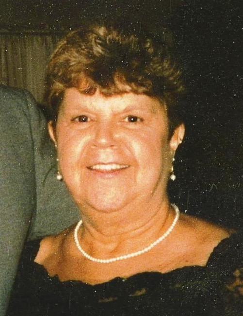 Obituary for Betty Jean (Campos) McAfee Theuerl | James C