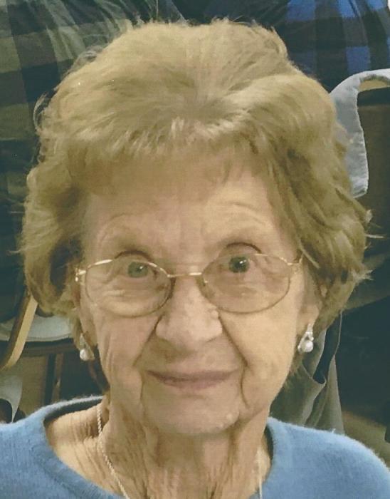 Obituary for Agnes R  (Voytek) Frost   Dearth Funeral Home