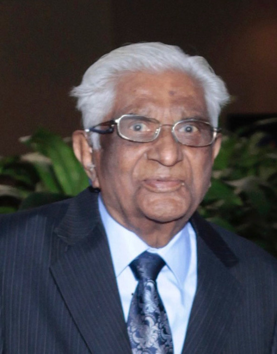 Obituary For Chimanbhai Patel L Harold Poole Funeral