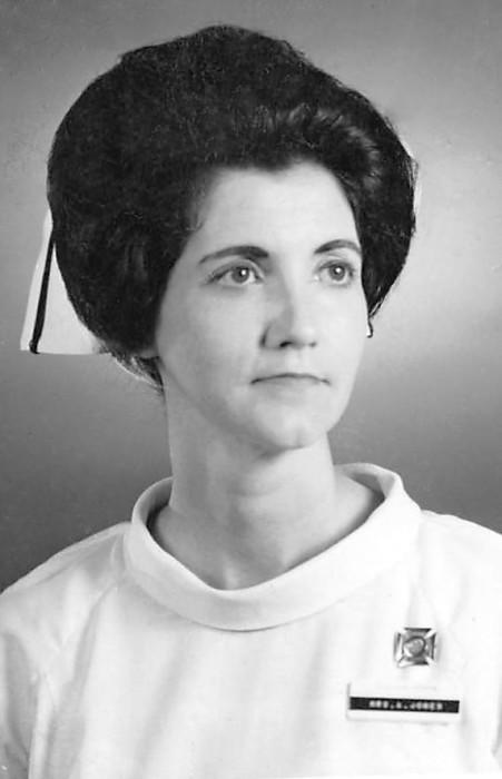 Obituary For Sally Annette Jones