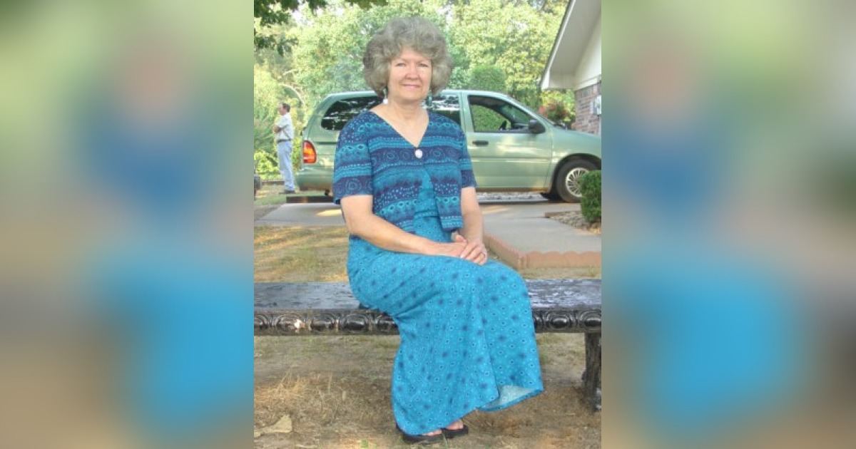 Obituary For Ruth Elaine Brown Madison County Funeral