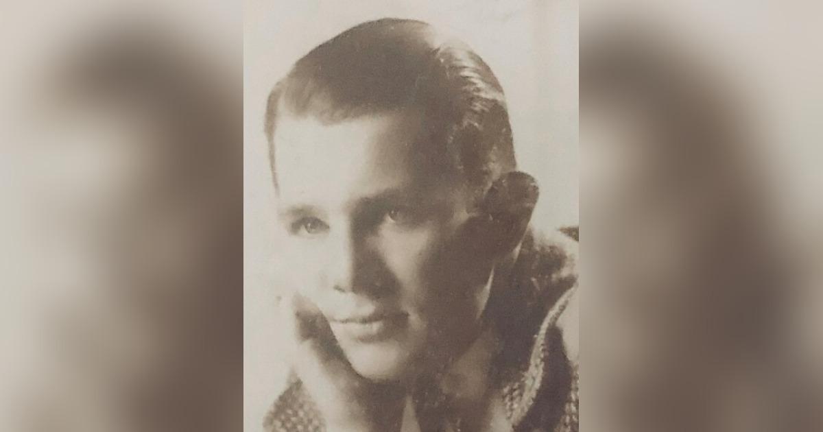Obituary For Eugene Thomas Kelliher Merritt Funeral Home