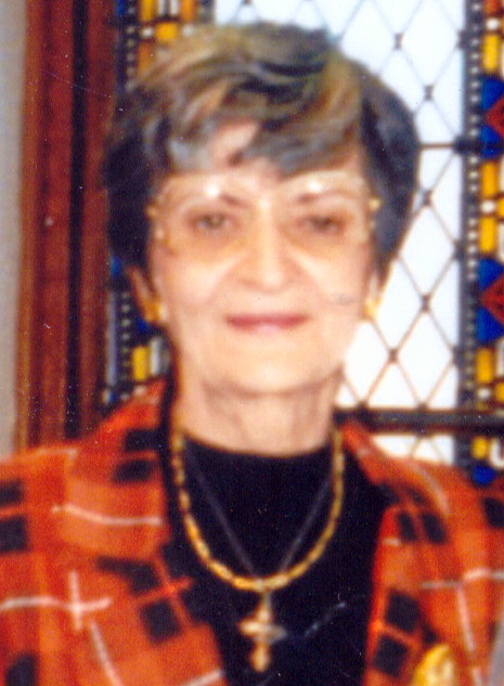 Obituary For Evelyn R Walker Santurri