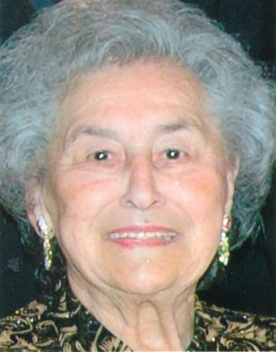 Obituary For Evelyn Marie DeLisi DelFino
