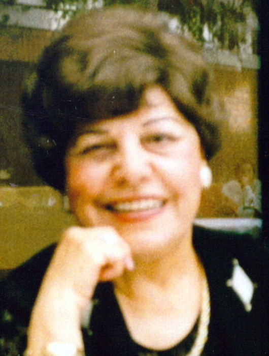 Obituary For Madeline V Rahed Croce