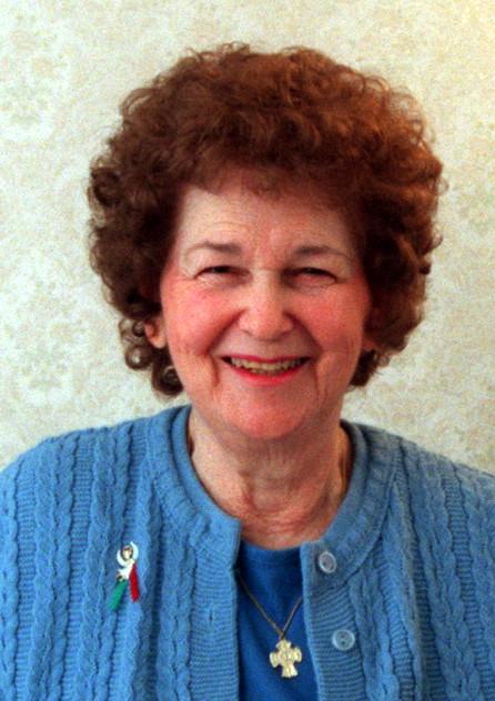 Obituary For Louise F Ciunci Nascenzi
