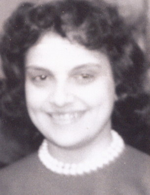Obituary For Eugenia Pallas Zaharakos