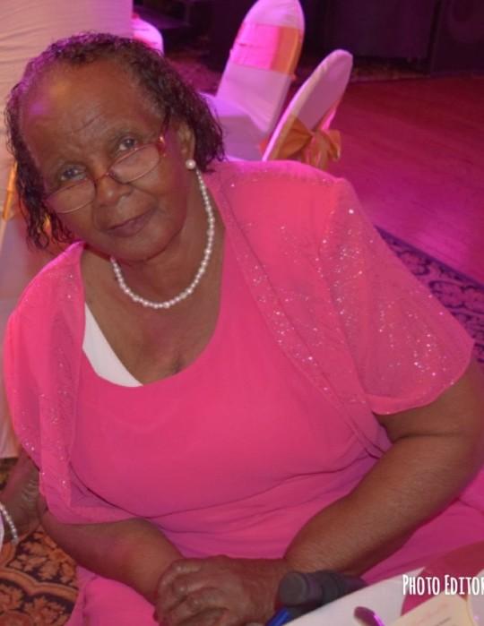 Obituary for Luvenia Hollis   Carter Funeral Homes, Inc