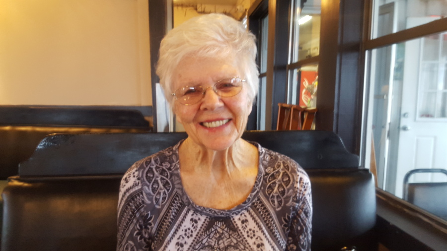 Obituary for Patricia Gloria Simons | Parker and Elizabeth