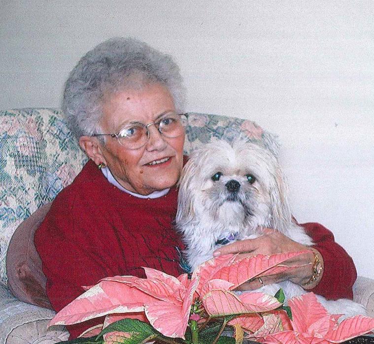 "Obituary for Phyllis ""Joan"" (Williamson) Swanson"