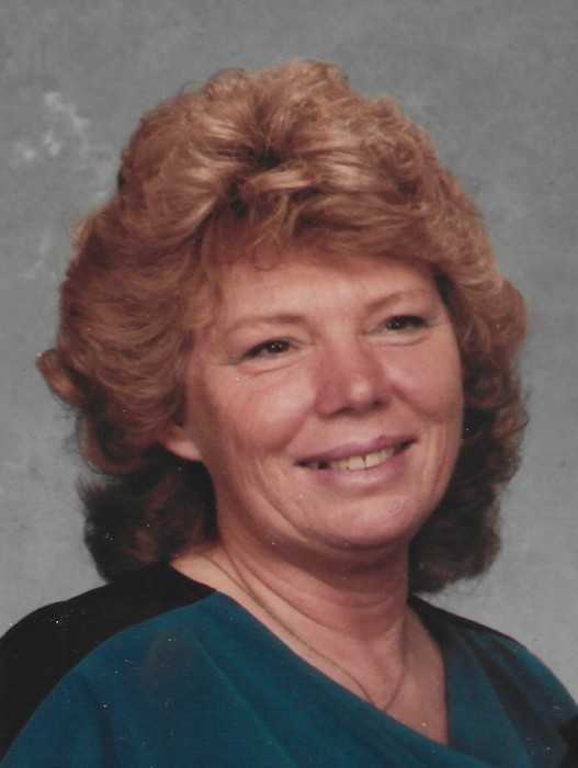 Obituary for Patricia Ann (Salyers) McDonald | Lindsey Funeral Home