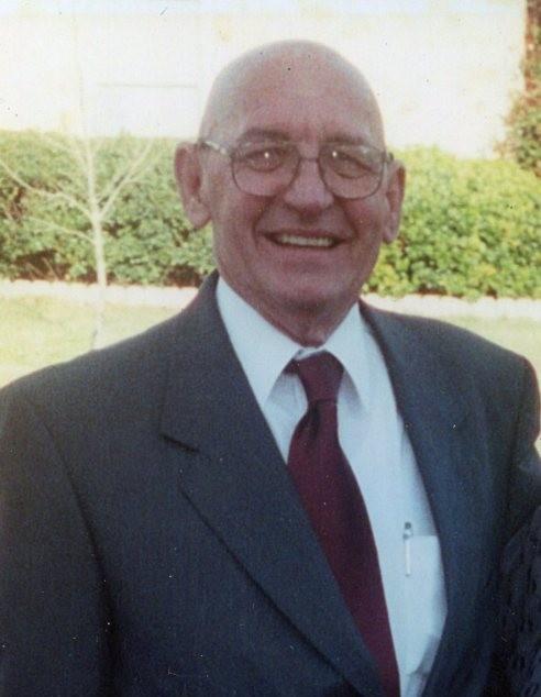 Obituary for Albert Joe Pagitt