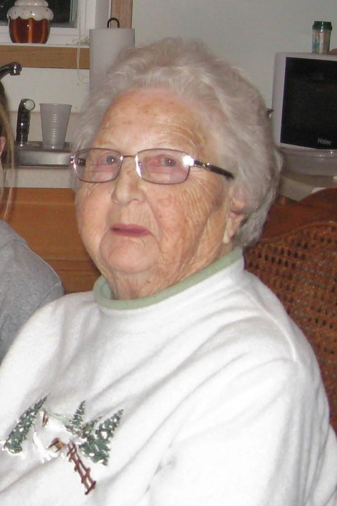 Obituary For M Geraldine Barber