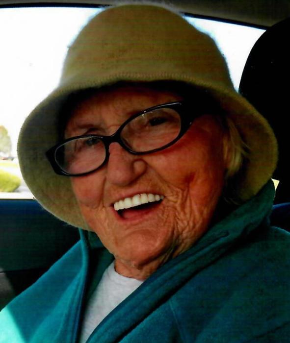 Obituary For Doris L Rogers Fedde Helfrich Cross