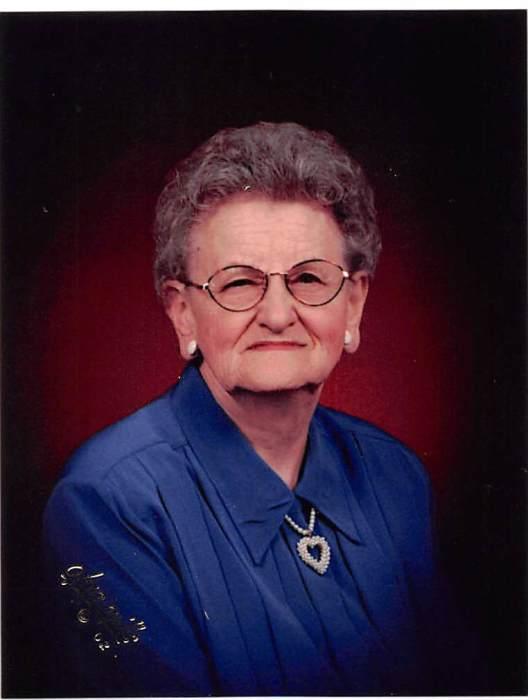 Obituary for Helen Mabel (Lambrecht) Johnson (Send flowers
