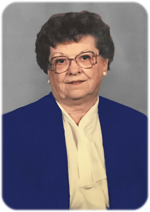 Obituary For Elenora I Nora Carey Bayview Funeral Home