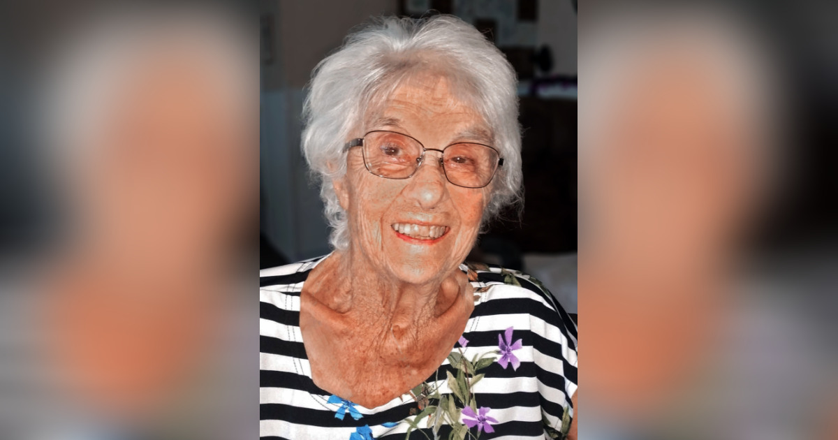 Obituary for Betty Christy | Tami's Pine Valley Funeral ...