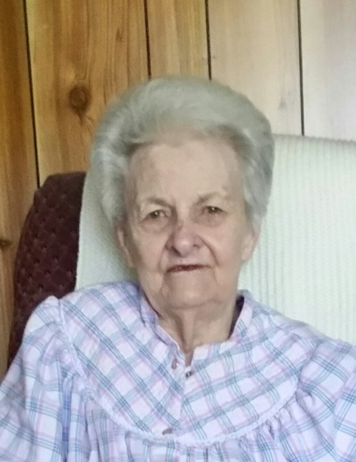 Obituary For Pauline Russell Clemmons Partlow Funeral Chapel
