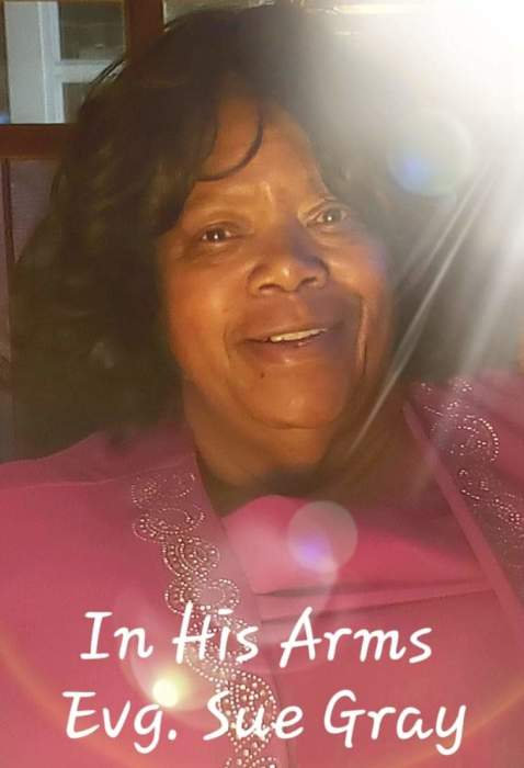 Obituary for Gwendolyn Sue Gray   Whites Funeral and