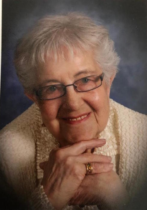 Obituary For Helen M Acri Salerno Weddell Ajak Funeral Home
