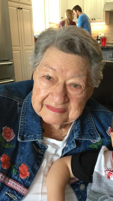 Obituary For Frances Rebecca Terebessy
