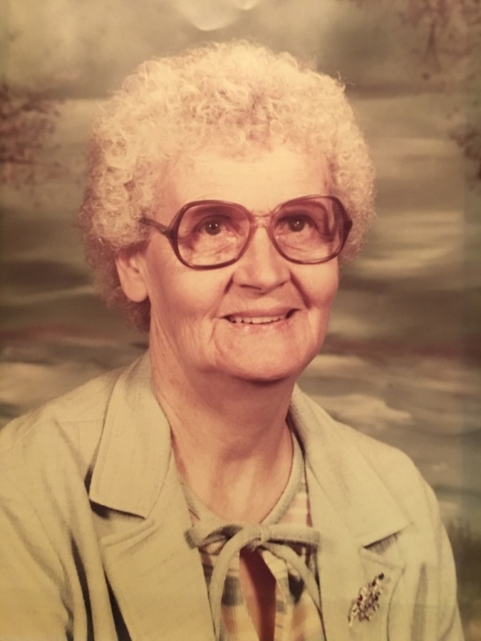 Obituary for Marie (White) Smith | Pittman Funeral Home