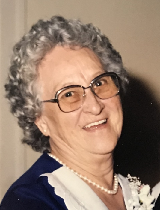 EFFIE BELLE FARMER STRICKLAND 1924-2019