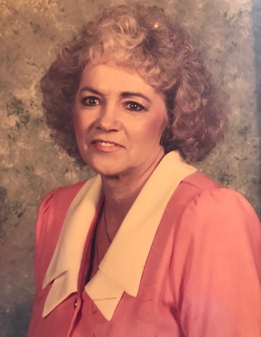 Obituary For Margaret Beverly Kiker Leavitt Funeral Home