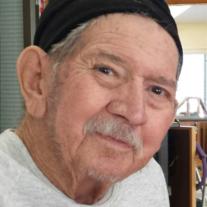 Obituary for Gilbert Serrano (Guest book)
