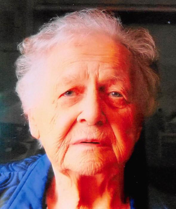 Obituary for Grace Isabel Tucker